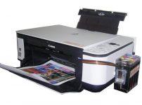 Принтер кэнон mg2440 не печатает после заправки
