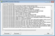 Openvpn настройка клиента windows 7