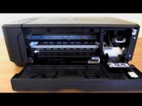 Как поменять картридж в принтере canon mg3540