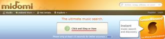 Мидоми сайт для поиска музыки