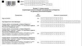 Код ошибки 0300300027 налог на прибыль