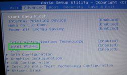 Intel aes ni что это в биосе