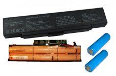 Из чего состоит батарея ноутбука