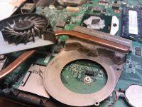 Греется жесткий диск на ноутбуке что делать
