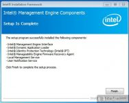 Intel r management engine software что это