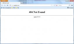 404 Page not found что это значит